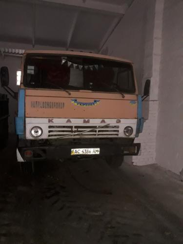 КАМАЗ-55102