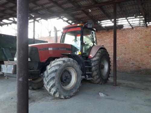 Трактор CASE MX 285
