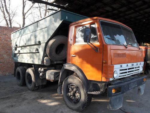 Автомобиль КАМАЗ 5511