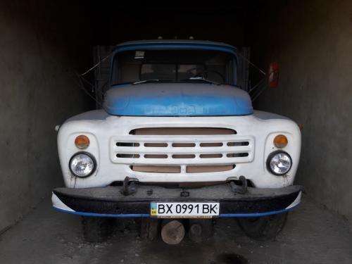 Грузовой автомобиль ЗИЛ-431411