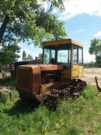 Трактор бульдозер ДЗ-42