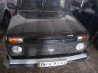 Автомобіль ВАЗ-21214