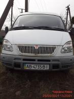Автомобіль ГАЗ 2705