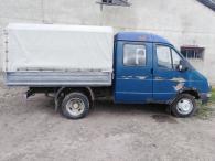Автомобіль ГАЗ-33023