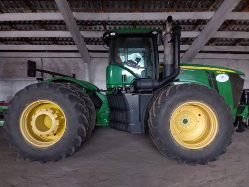 Трактор JOHN DEER 9510R