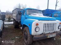 Автомобиль ГАЗ 53-07