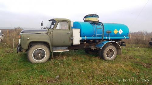 Бензовоз ГАЗ 5312