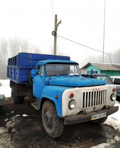 Грузовой автомобиль САЗ-3502