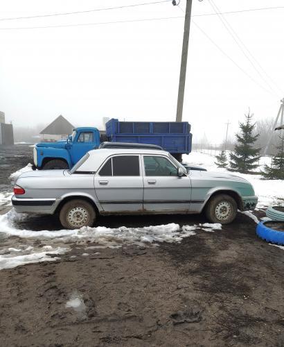 ГАЗ 3102, Волга