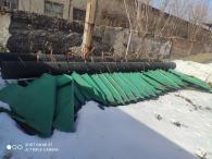 Жатка Соняшникова  Лекс 560,  7,5м