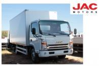 Грузовой автомобиль JAC N75