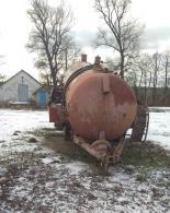 Емкость для перевозки воды