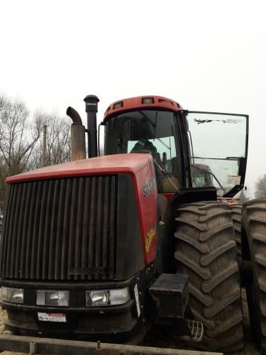 Трактор CASE STX-500