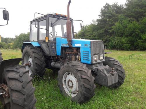 "Трактор МТЗ 1221 ""Беларус"""