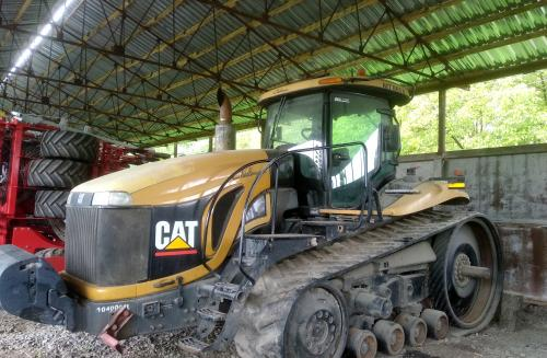 Трактор Challenger MT865B
