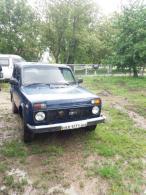 Автомобиль ВАЗ 21214 , Нива