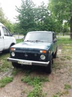Автомобіль ВАЗ 21214 , Нива