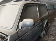 Автомобиль ВАЗ 212140, Нива