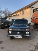 Автомобіль ВАЗ 21214, Нива
