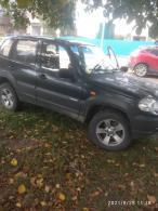 Автомобиль 2123, Niva Chevrolet